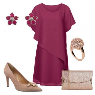 Outfit Strass