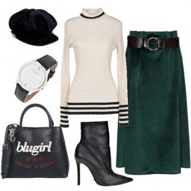 Outfit À Paris