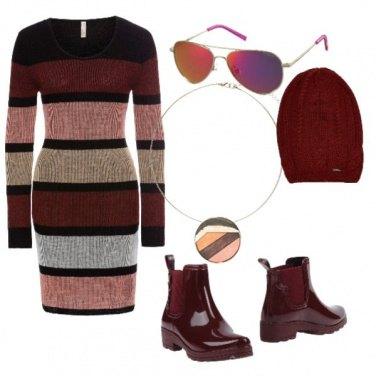 Outfit Metti una sera d'autunno...