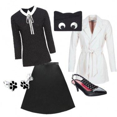 Outfit Bon ton crazy