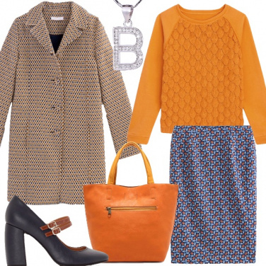 Outfit Mix & match anni sessanta