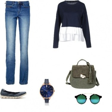 Outfit Urban #6783