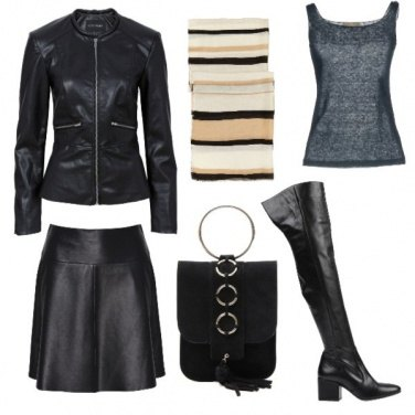 Outfit Rock #2942