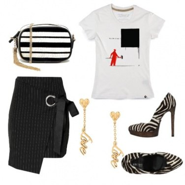 Outfit Rock #2943