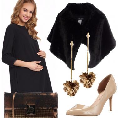 Outfit Lo splendore di una futura mamma