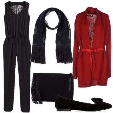 Outfit Una sera senza tacchi