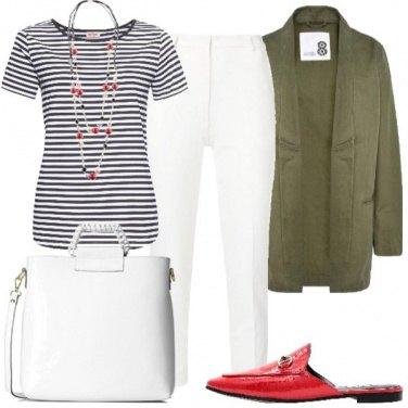 Outfit Ritorno in città