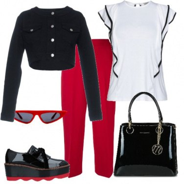 Outfit Super Glam