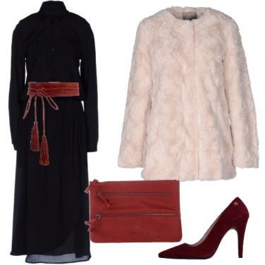 Outfit Particolari vermigli