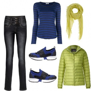 Outfit Let\'s go to school