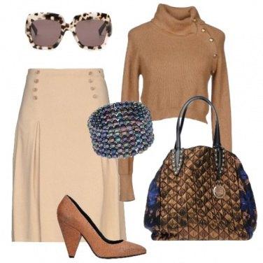 Outfit Stile nei dettagli
