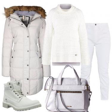 Outfit La gatta delle nevi