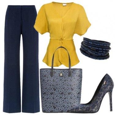 Outfit Un tocco energetico