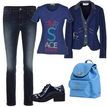 Outfit Urban #6800