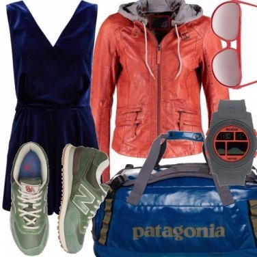 Outfit Partenza per il weekend