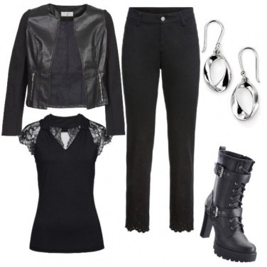 Outfit Rock #2950
