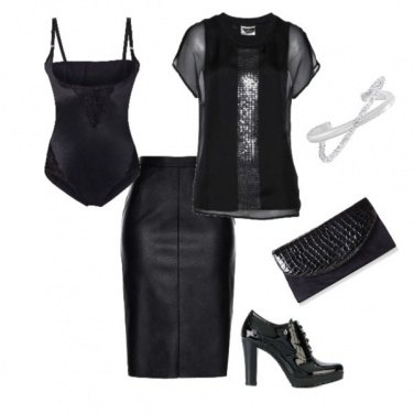 Outfit Luxury black