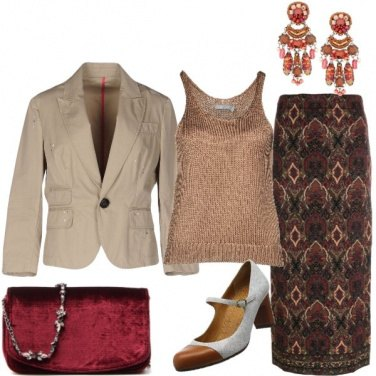 Outfit Autunno nell'aria