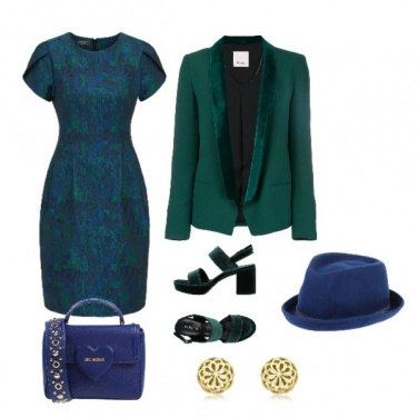 Outfit Verdeeblu