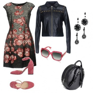 Outfit Rosa peonia