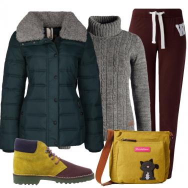 Outfit Una passeggiata al parco