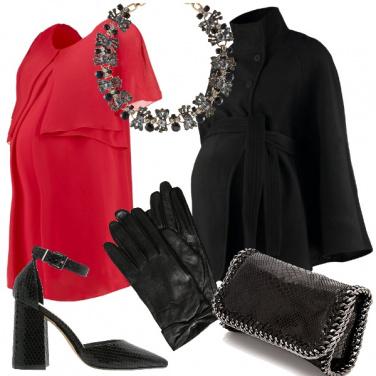 Outfit Bellissima al cenone di natale