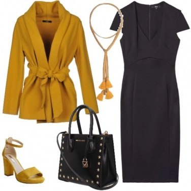 Outfit Trendy and classic