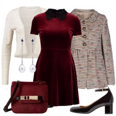 Outfit Bon ton d\'autunno