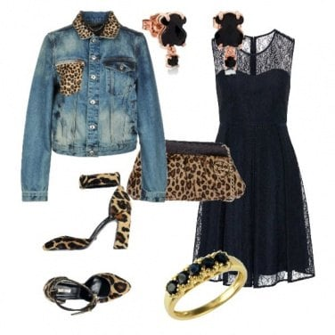 Outfit Animal party