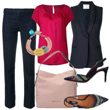 Outfit Colorata routine