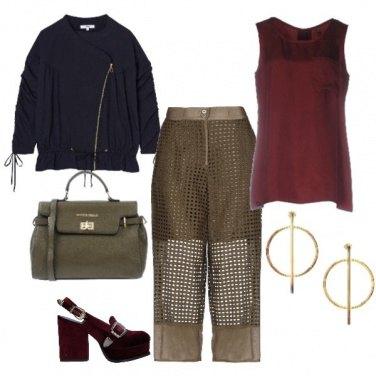 Outfit Trendy da sera