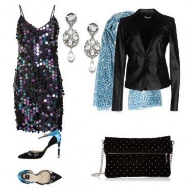 Outfit Serata discodance
