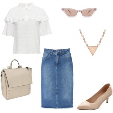 Outfit Back to university: bon ton