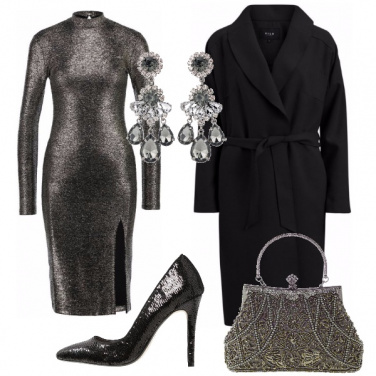 Outfit M\'illumino d\'argento