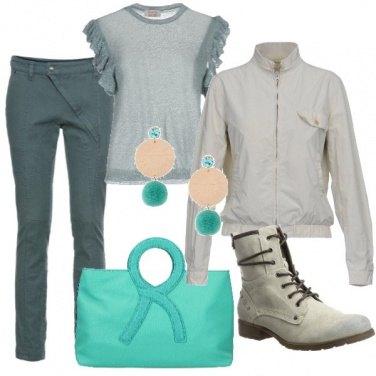 Outfit La giacca da mezza stagione