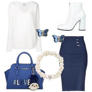 Outfit Trendy in longuette