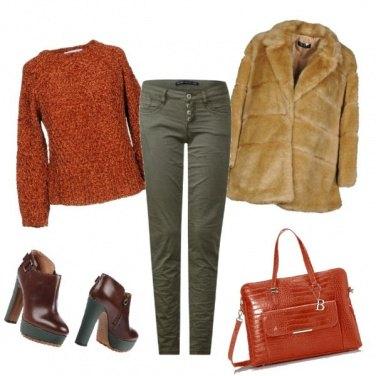 Outfit Morbido e caldo