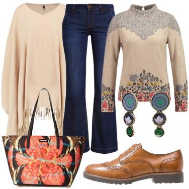 Outfit Mantella color zenzero