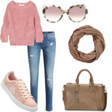Outfit Maglioncino