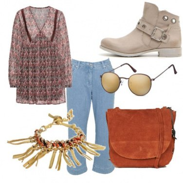 Outfit Etnico #3362