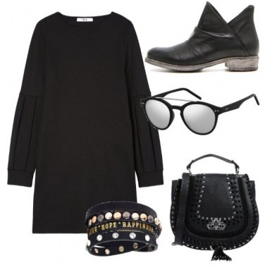 Outfit Rock #2973