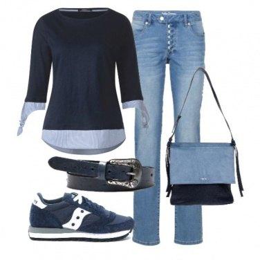 Outfit Comodità con stile