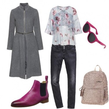 Outfit Urban rose