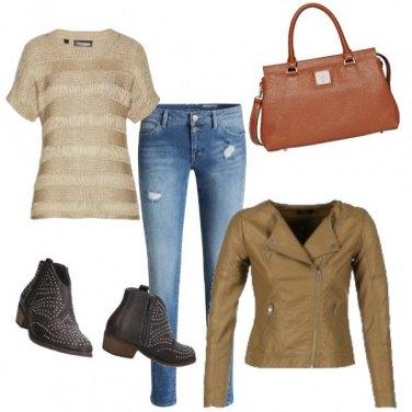 Outfit Pratico e comodo