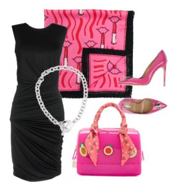 Outfit Tubino & Pink