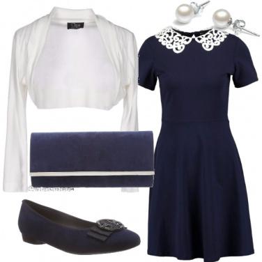 Outfit Eleganza retro\'