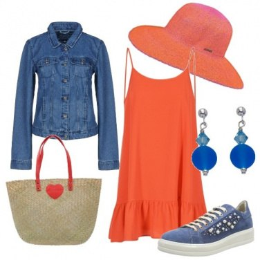 Outfit Lungomare a settembre