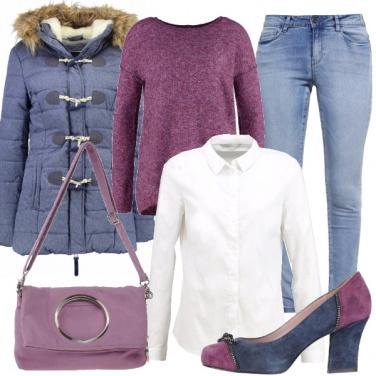 Outfit Semplice e abbinata