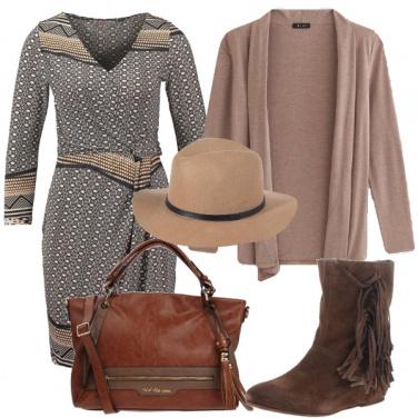 Outfit Caldi colori