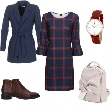 Outfit Ritorno all\' università